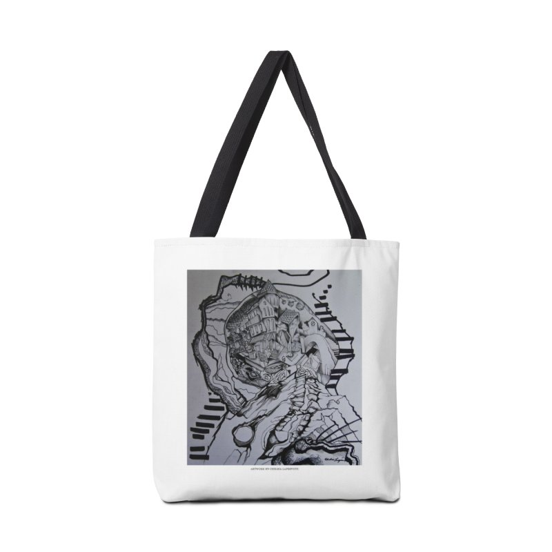 The Narrows Accessories Bag by Every Drop's An Idea's Artist Shop