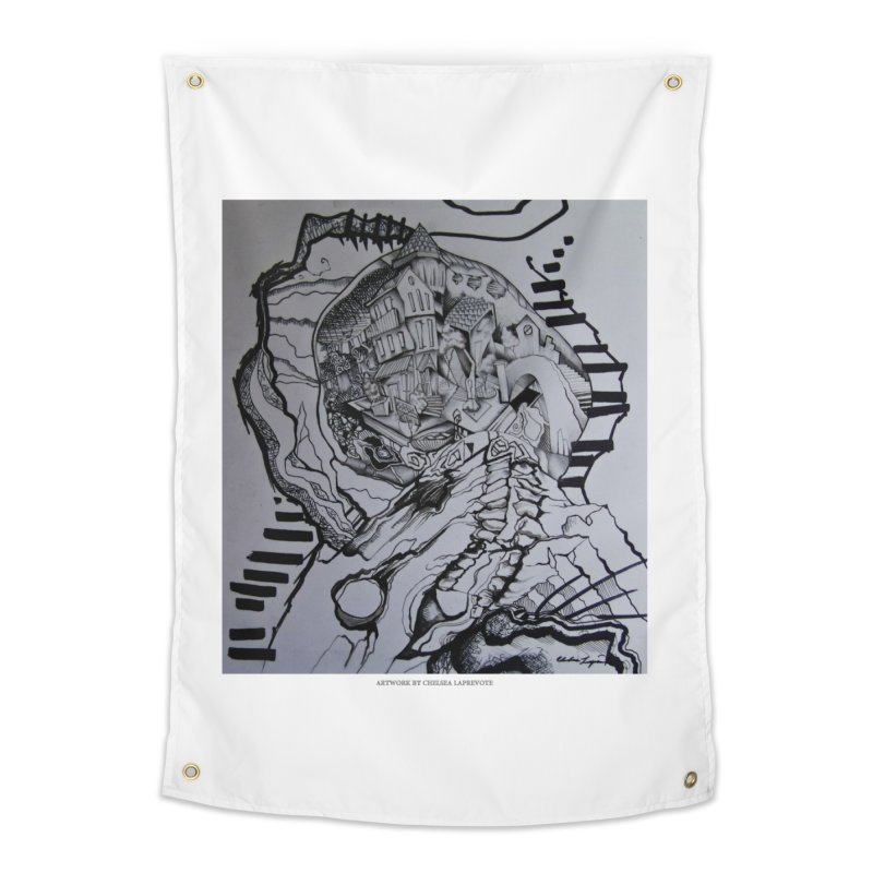 The Narrows Home Tapestry by Every Drop's An Idea's Artist Shop