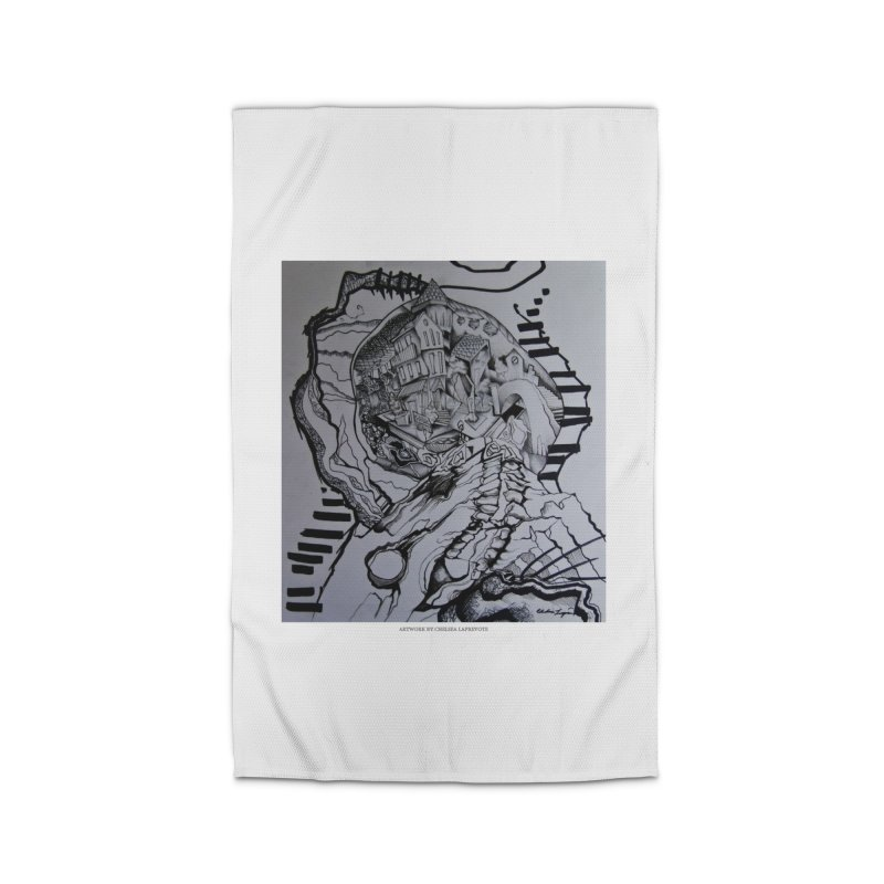 The Narrows Home Rug by Every Drop's An Idea's Artist Shop