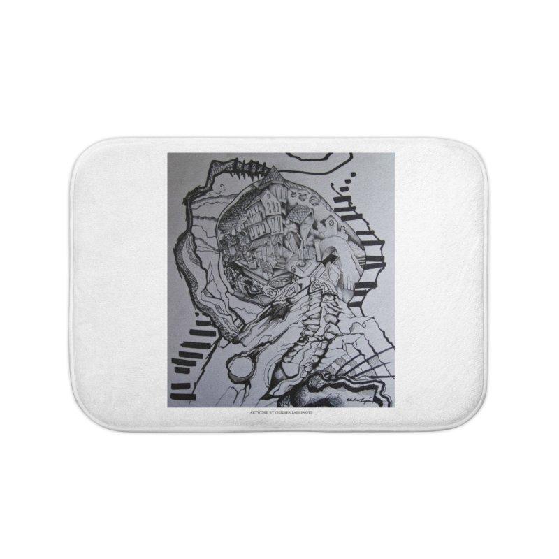 The Narrows Home Bath Mat by Every Drop's An Idea's Artist Shop