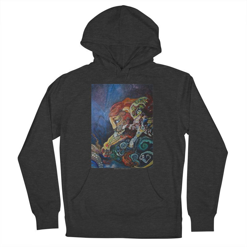 The Lion and The Lamb Men's Pullover Hoody by Every Drop's An Idea's Artist Shop