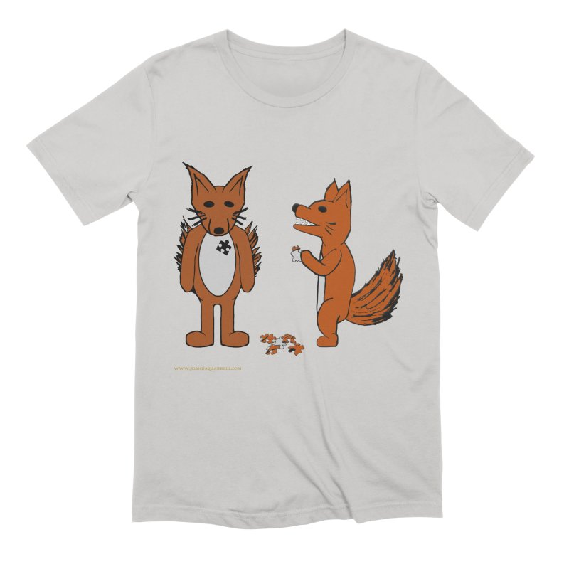 Fitting In Men's Extra Soft T-Shirt by Every Drop's An Idea's Artist Shop