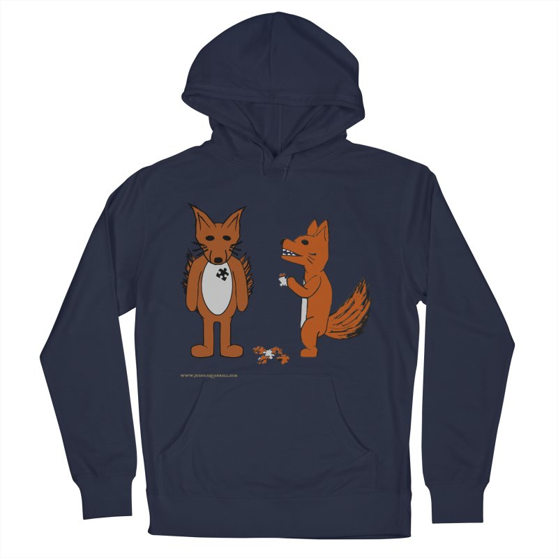 Fitting In Men's Pullover Hoody by Every Drop's An Idea's Artist Shop