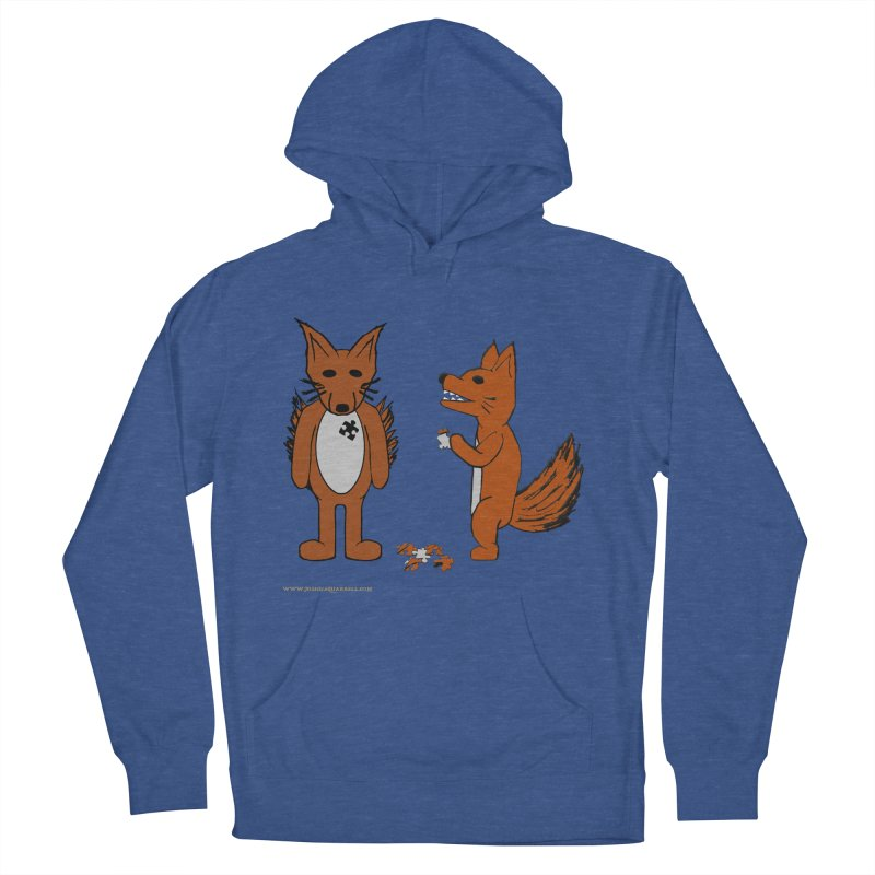 Fitting In Women's French Terry Pullover Hoody by Every Drop's An Idea's Artist Shop