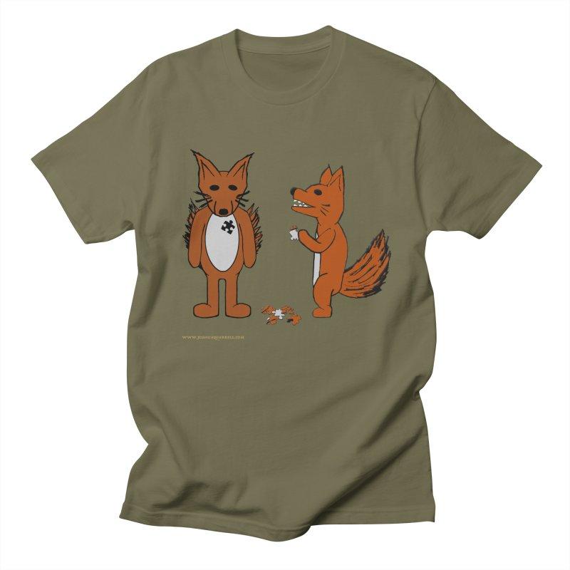Fitting In Men's Regular T-Shirt by Every Drop's An Idea's Artist Shop