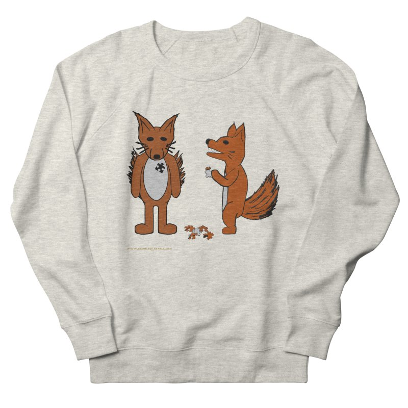 Fitting In Women's French Terry Sweatshirt by Every Drop's An Idea's Artist Shop