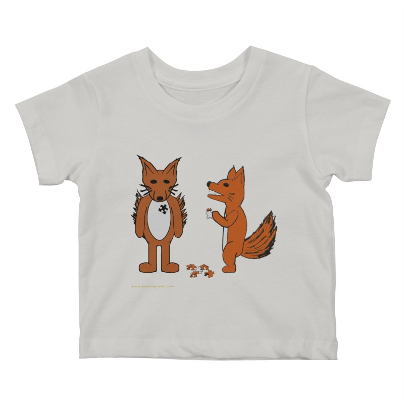 Fitting In Kids Baby T-Shirt by Every Drop's An Idea's Artist Shop
