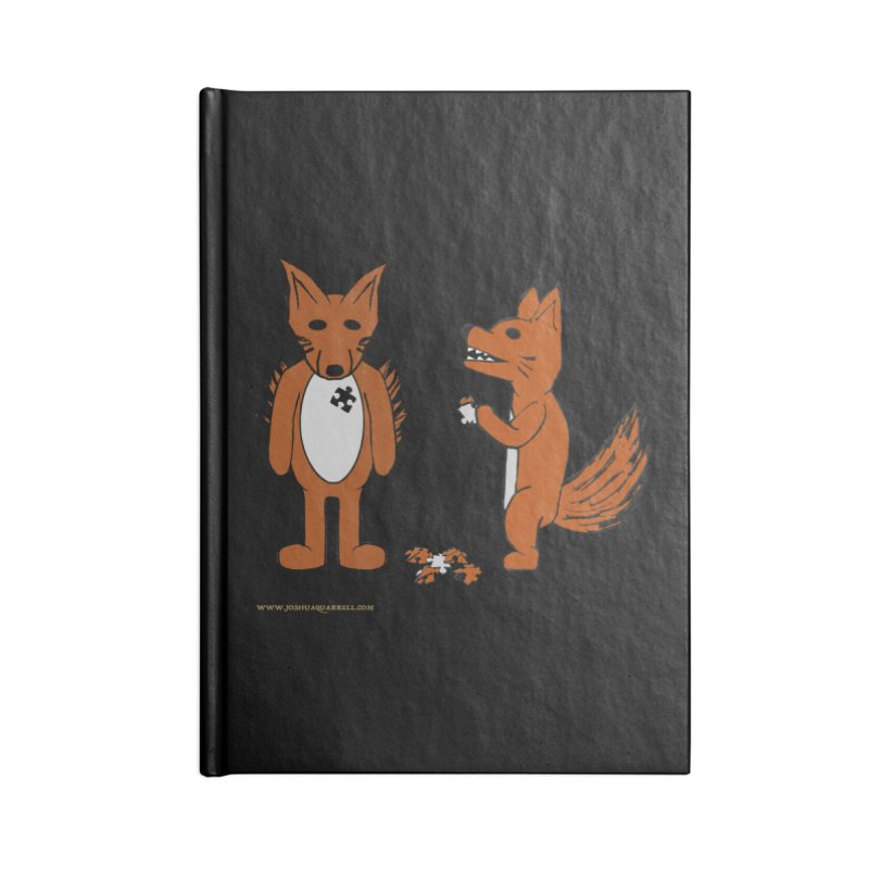 Fitting In Accessories Notebook by Every Drop's An Idea's Artist Shop