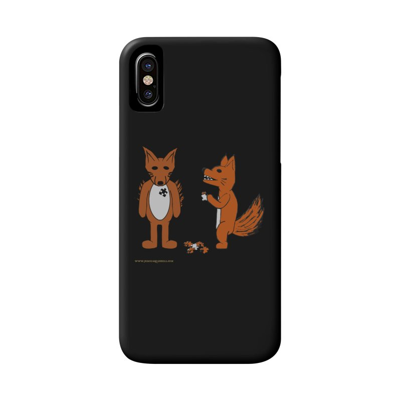 Fitting In Accessories Phone Case by Every Drop's An Idea's Artist Shop