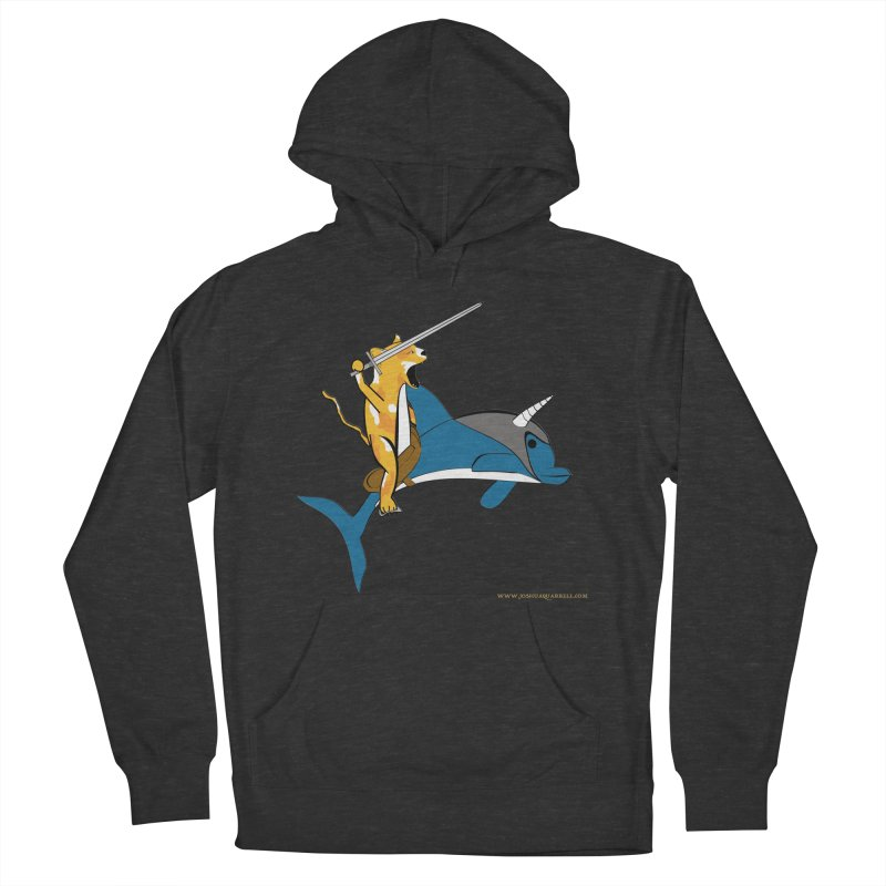 Ride Into The Sun Women's French Terry Pullover Hoody by Every Drop's An Idea's Artist Shop