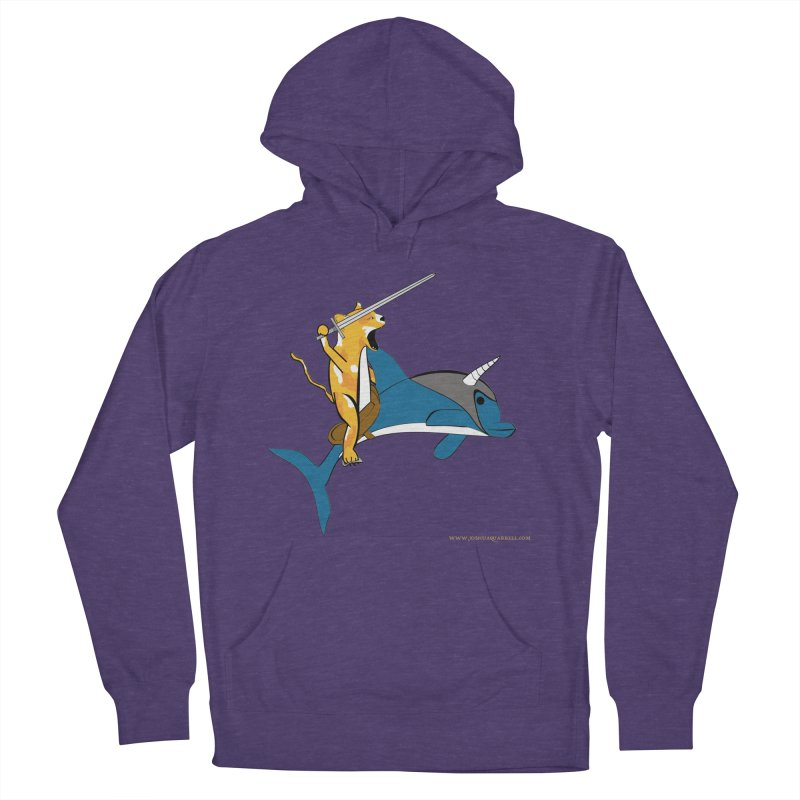 Ride Into The Sun Men's Pullover Hoody by Every Drop's An Idea's Artist Shop