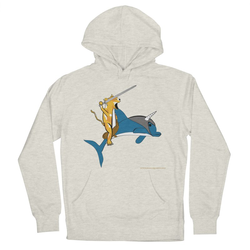 Ride Into The Sun Men's French Terry Pullover Hoody by Every Drop's An Idea's Artist Shop
