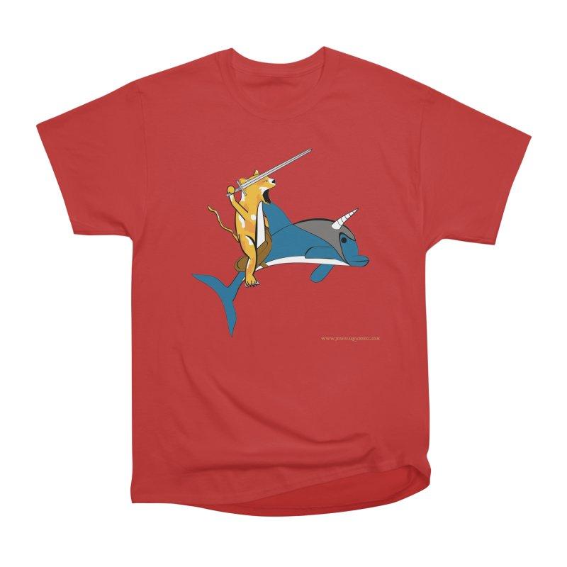 Ride Into The Sun Men's Heavyweight T-Shirt by Every Drop's An Idea's Artist Shop