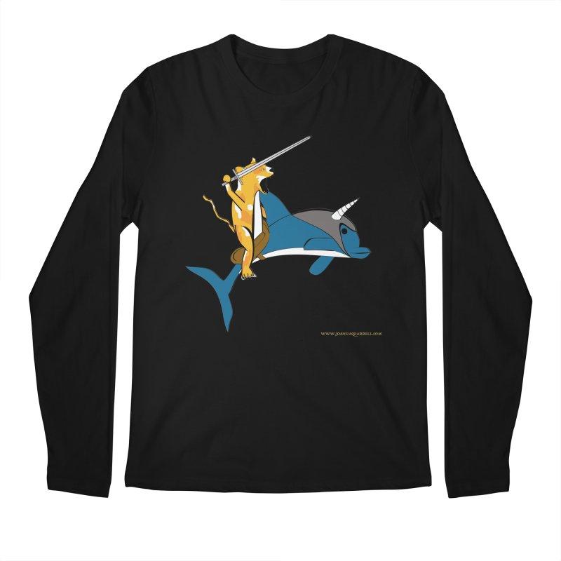 Ride Into The Sun Men's Longsleeve T-Shirt by Every Drop's An Idea's Artist Shop