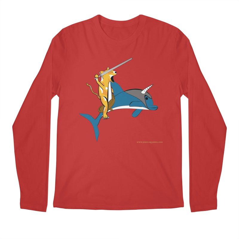 Ride Into The Sun Men's Regular Longsleeve T-Shirt by Every Drop's An Idea's Artist Shop
