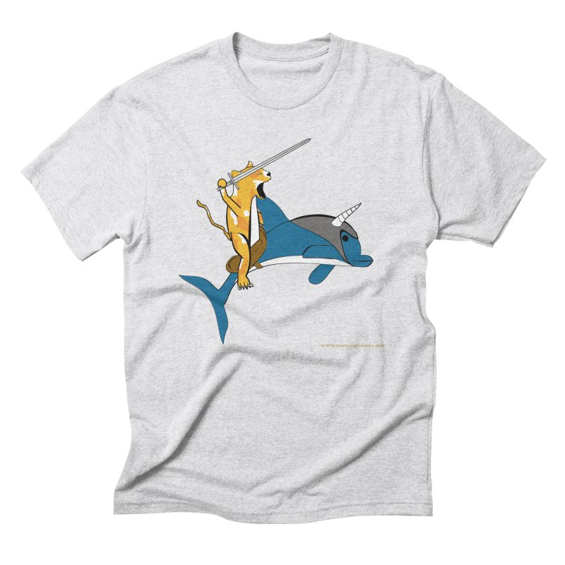Ride Into The Sun Men's Triblend T-Shirt by Every Drop's An Idea's Artist Shop