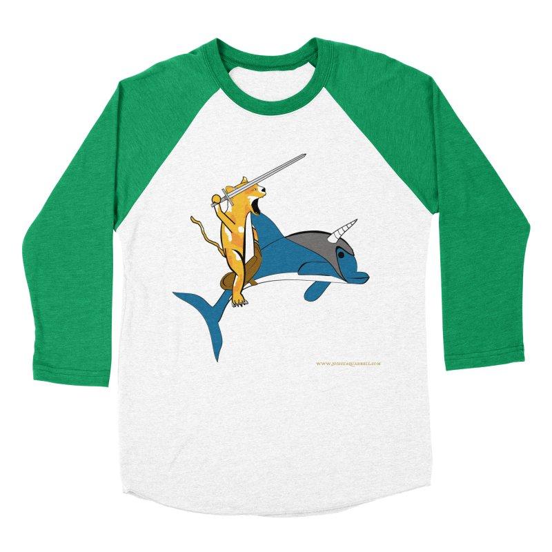Ride Into The Sun Women's Baseball Triblend Longsleeve T-Shirt by Every Drop's An Idea's Artist Shop