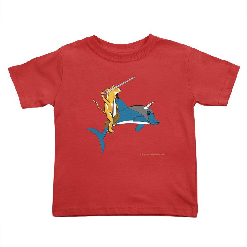 Ride Into The Sun Kids Toddler T-Shirt by Every Drop's An Idea's Artist Shop