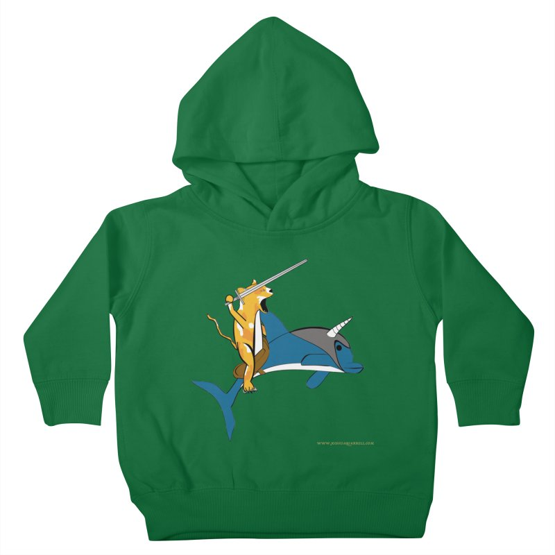 Ride Into The Sun Kids Toddler Pullover Hoody by Every Drop's An Idea's Artist Shop
