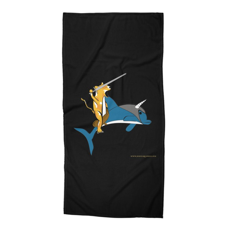 Ride Into The Sun Accessories Beach Towel by Every Drop's An Idea's Artist Shop
