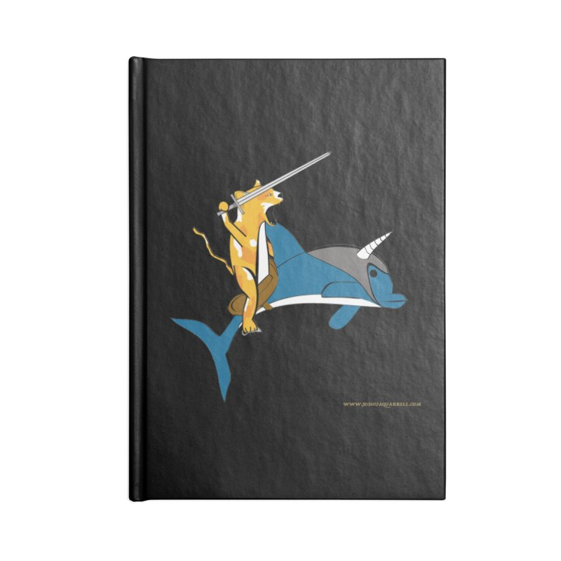Ride Into The Sun Accessories Notebook by Every Drop's An Idea's Artist Shop
