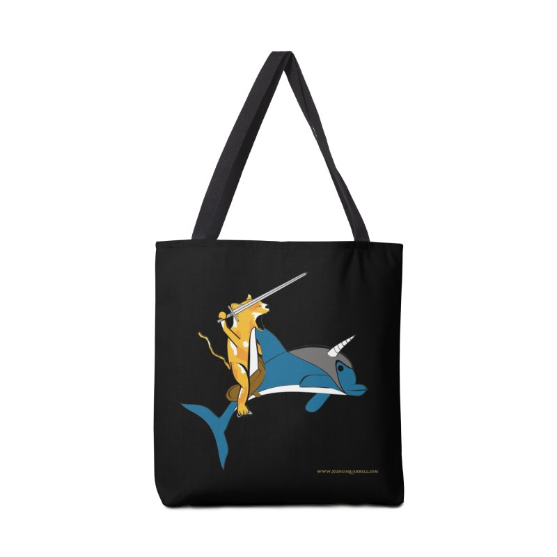 Ride Into The Sun Accessories Bag by Every Drop's An Idea's Artist Shop