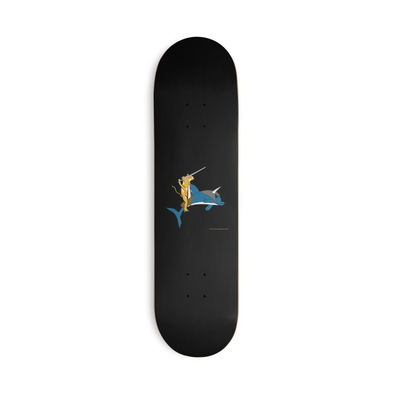 Ride Into The Sun Accessories Skateboard by Every Drop's An Idea's Artist Shop