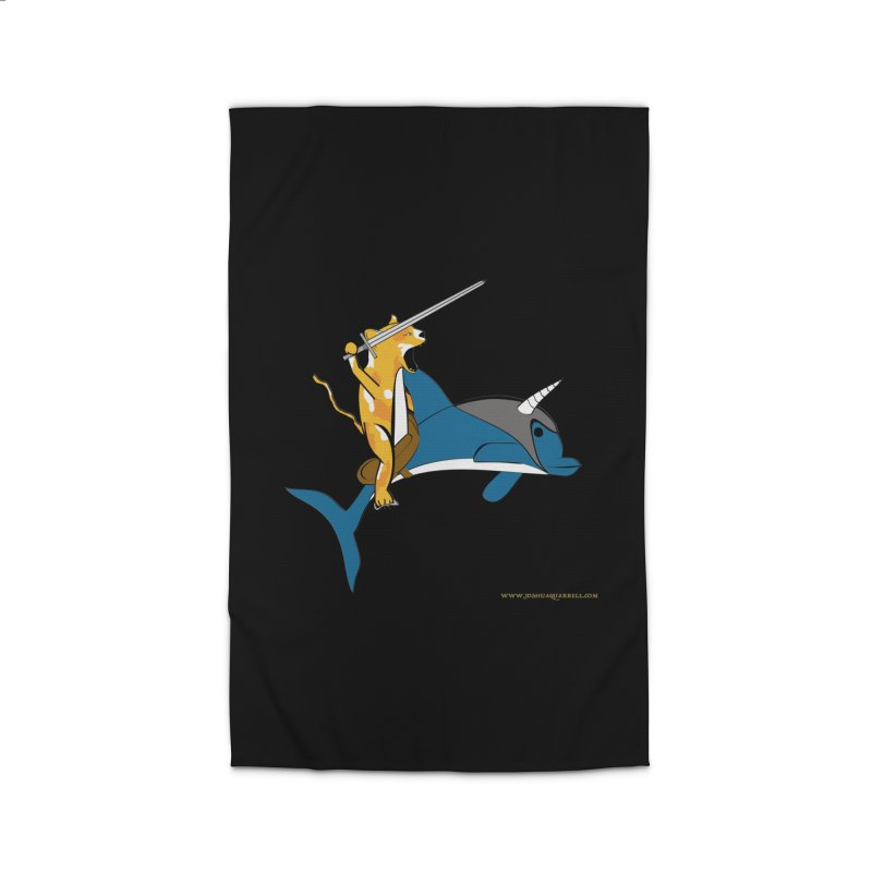Ride Into The Sun Home Rug by Every Drop's An Idea's Artist Shop