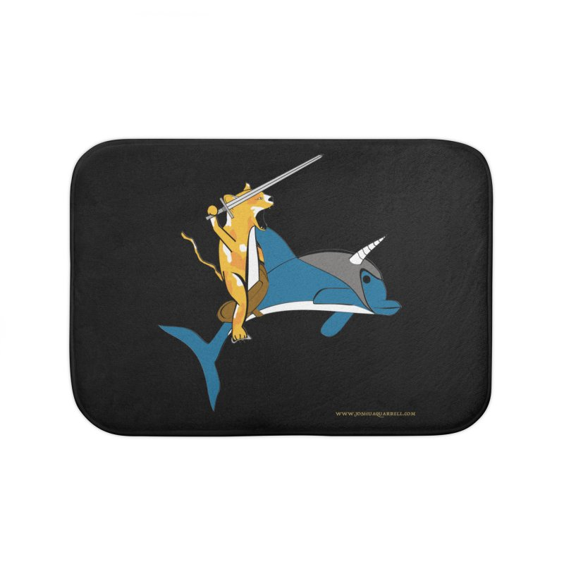 Ride Into The Sun Home Bath Mat by Every Drop's An Idea's Artist Shop