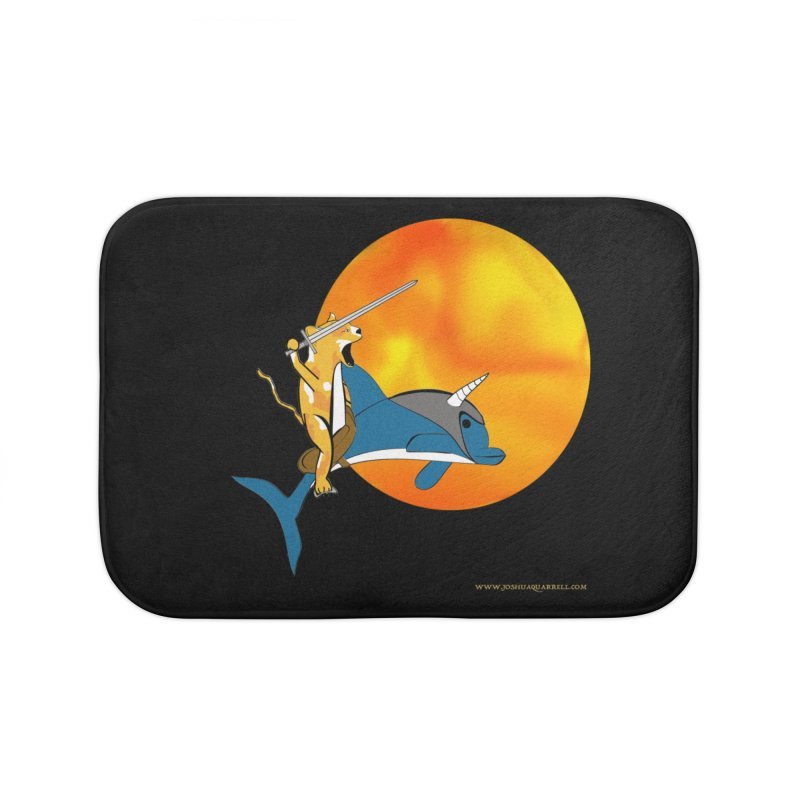 Ride Into The Sun (Sun Version) Home Bath Mat by Every Drop's An Idea's Artist Shop
