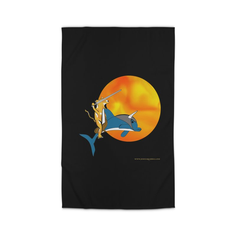 Ride Into The Sun (Sun Version) Home Rug by Every Drop's An Idea's Artist Shop