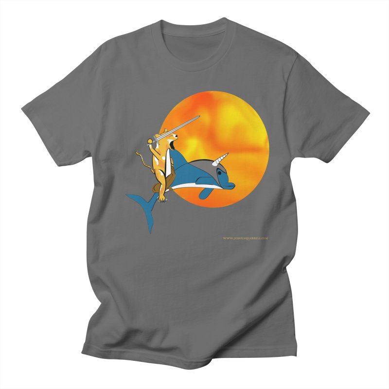 Ride Into The Sun (Sun Version) All Genders T-Shirt by Every Drop's An Idea's Artist Shop