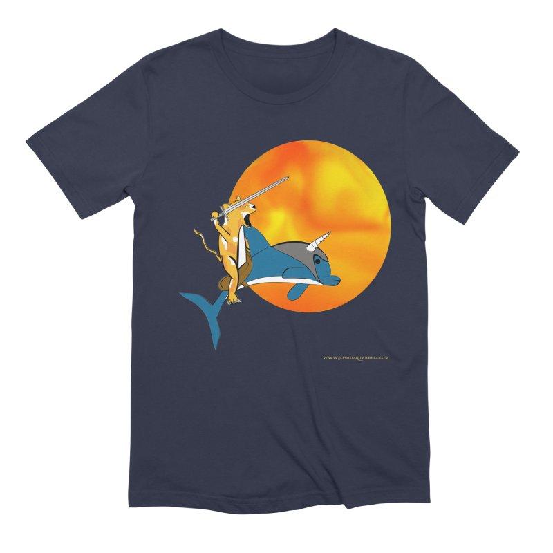 Ride Into The Sun (Sun Version) Men's Extra Soft T-Shirt by Every Drop's An Idea's Artist Shop