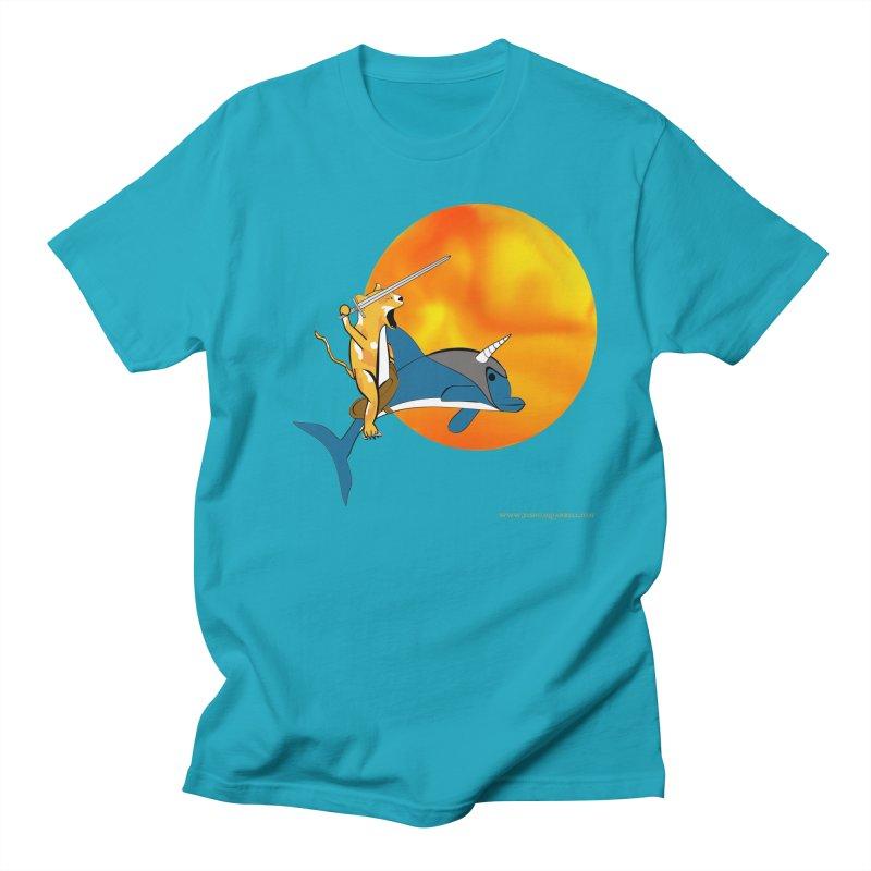 Ride Into The Sun (Sun Version) Men's T-Shirt by Every Drop's An Idea's Artist Shop