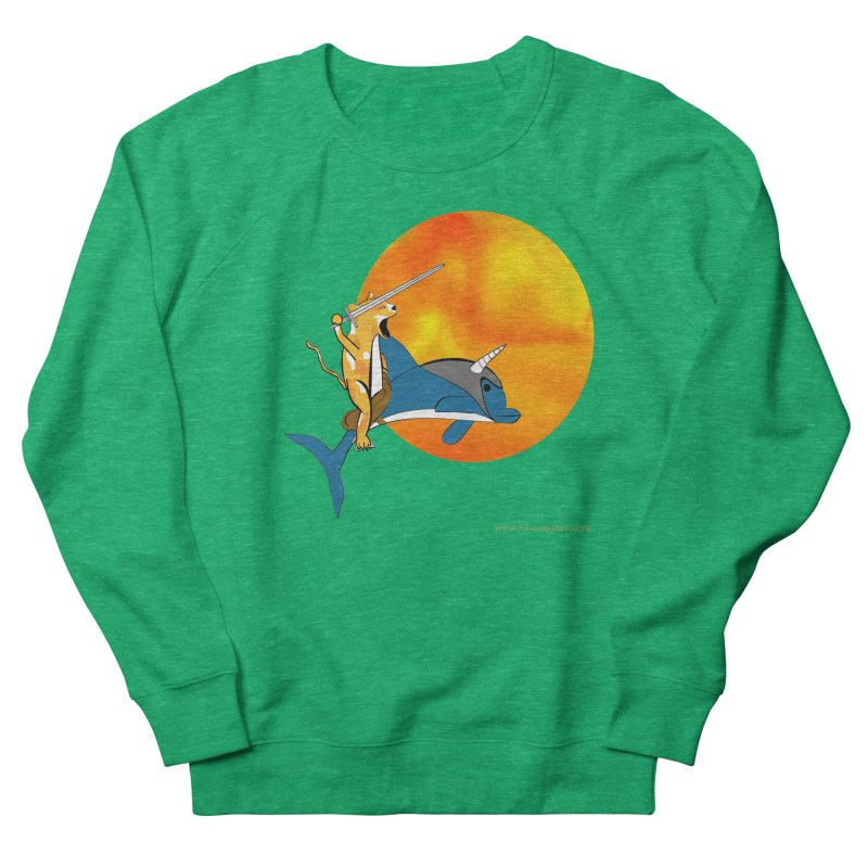 Ride Into The Sun (Sun Version) Women's Sweatshirt by Every Drop's An Idea's Artist Shop