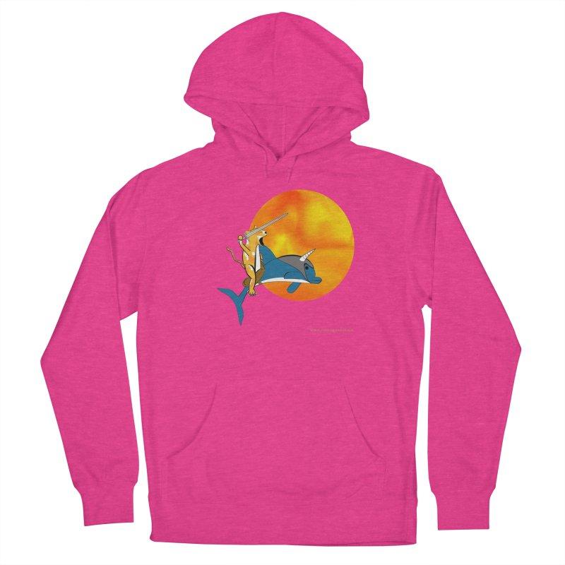 Ride Into The Sun (Sun Version) Men's Pullover Hoody by Every Drop's An Idea's Artist Shop