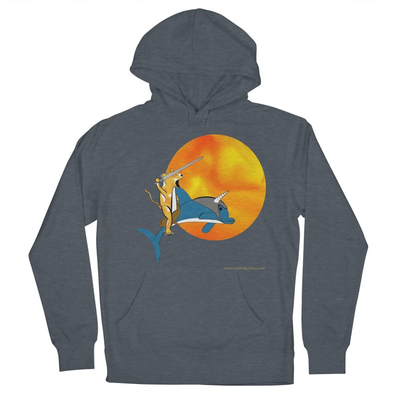 Ride Into The Sun (Sun Version) Women's Pullover Hoody by Every Drop's An Idea's Artist Shop