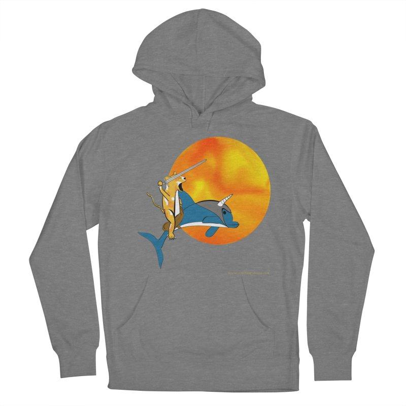 Ride Into The Sun (Sun Version) Women's Pullover Hoody by Every Drop's An Idea's Artist Shop