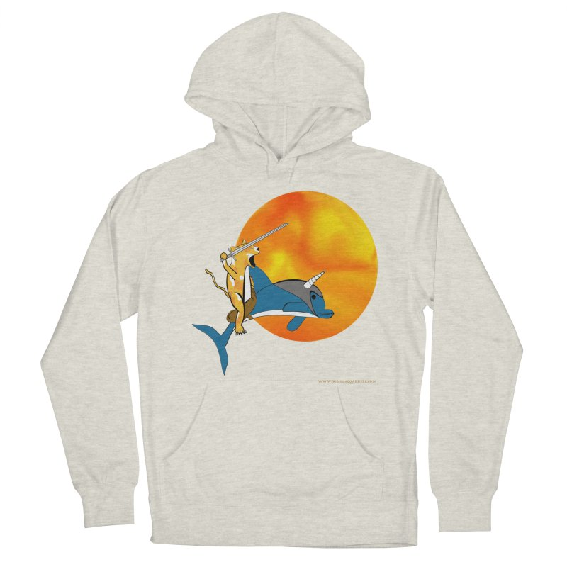 Ride Into The Sun (Sun Version) Men's Pullover Hoody by Every Drop's An Idea's Artist Shop