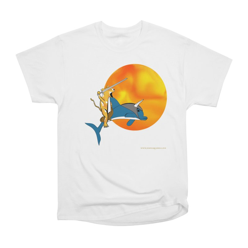 Ride Into The Sun (Sun Version) Men's Heavyweight T-Shirt by Every Drop's An Idea's Artist Shop