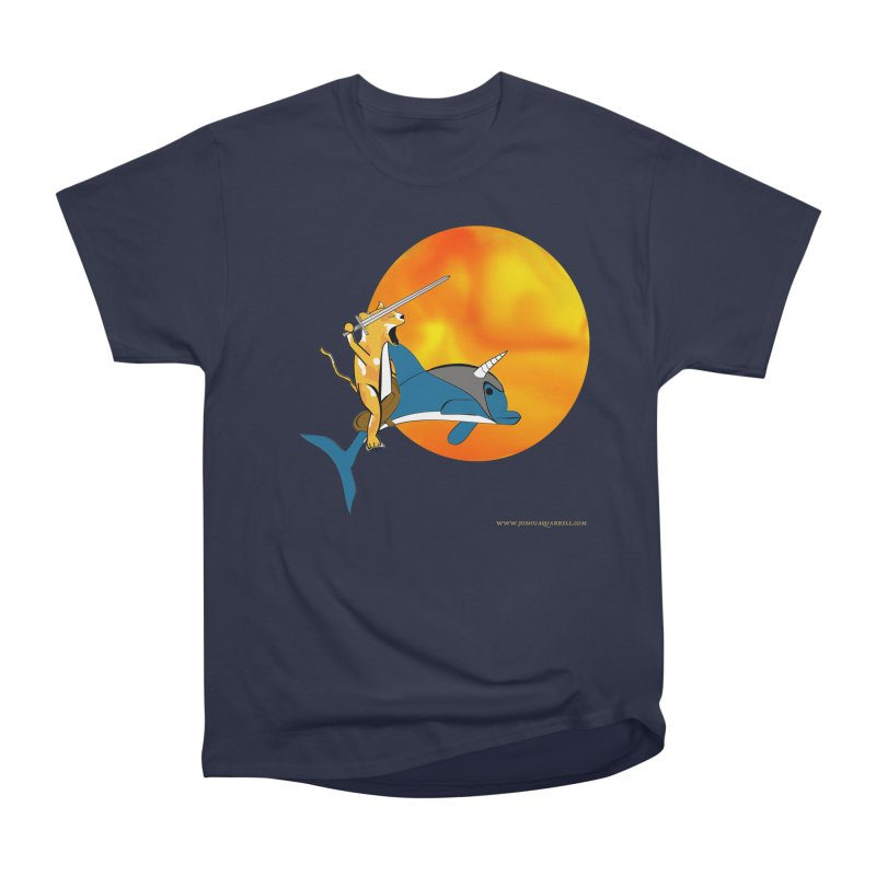 Ride Into The Sun (Sun Version) Men's Heavyweight T-Shirt by Every Drop's An Idea's Artist Shop