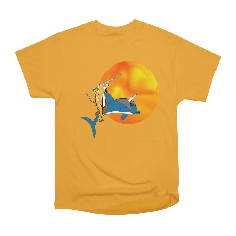 Ride Into The Sun (Sun Version) Women's Classic Unisex T-Shirt by Every Drop's An Idea's Artist Shop