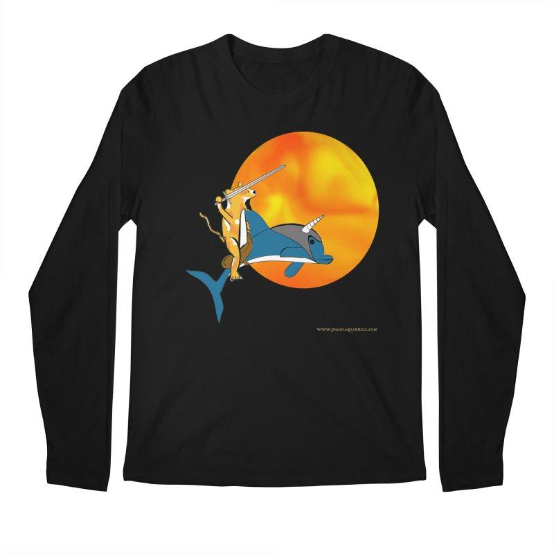 Ride Into The Sun (Sun Version) Men's Regular Longsleeve T-Shirt by Every Drop's An Idea's Artist Shop