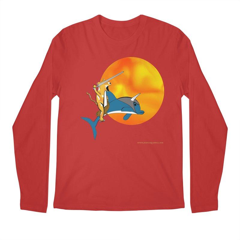 Ride Into The Sun (Sun Version) Men's Longsleeve T-Shirt by Every Drop's An Idea's Artist Shop
