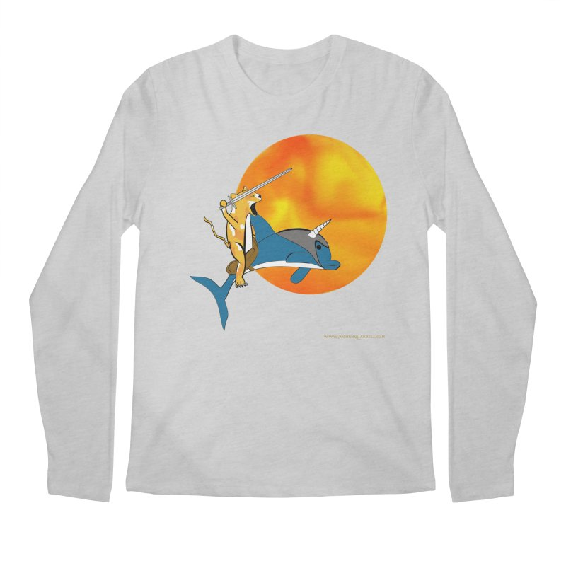 Ride Into The Sun (Sun Version) Men's Longsleeve T-Shirt by Every Drop's An Idea's Artist Shop