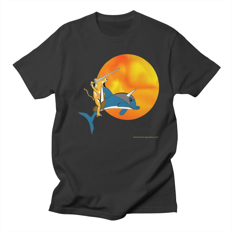 Ride Into The Sun (Sun Version) Women's Regular Unisex T-Shirt by Every Drop's An Idea's Artist Shop