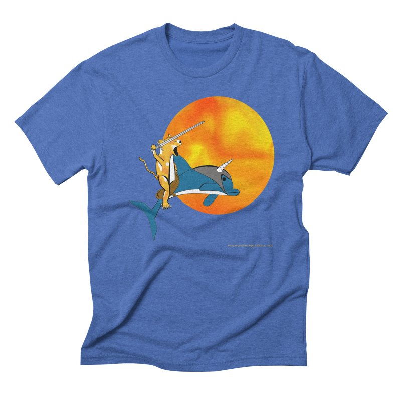 Ride Into The Sun (Sun Version) Men's T-Shirt by Every Drop's An Idea's Artist Shop
