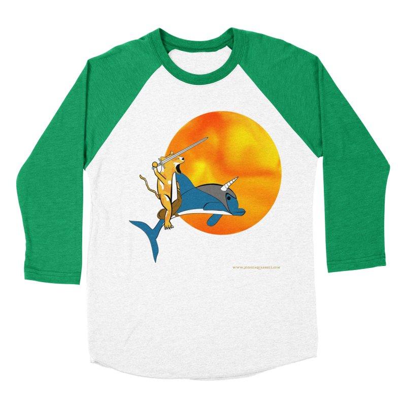 Ride Into The Sun (Sun Version) Men's Baseball Triblend T-Shirt by Every Drop's An Idea's Artist Shop