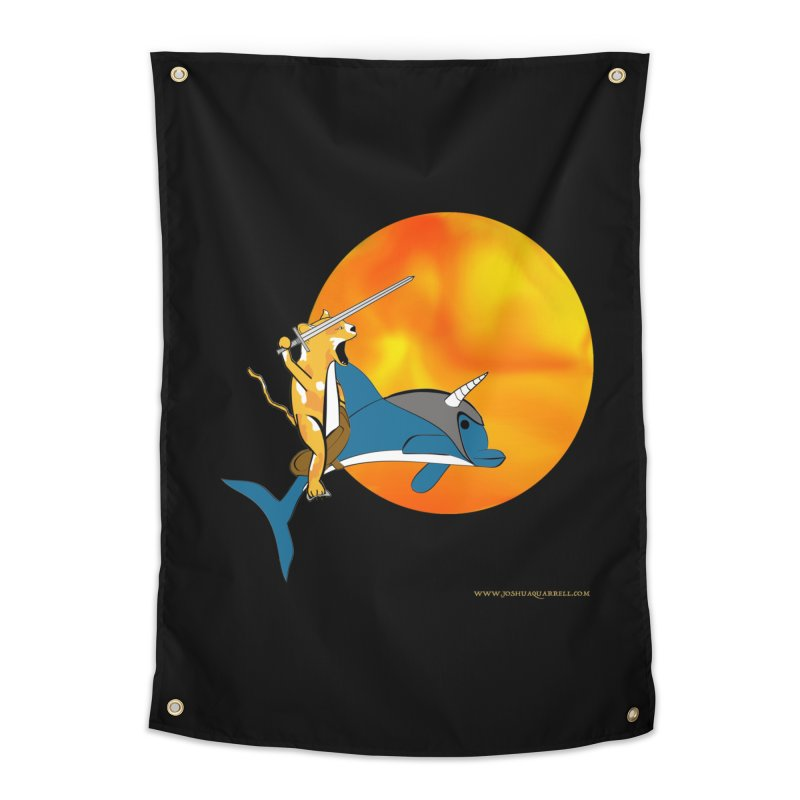 Ride Into The Sun (Sun Version) Home Tapestry by Every Drop's An Idea's Artist Shop