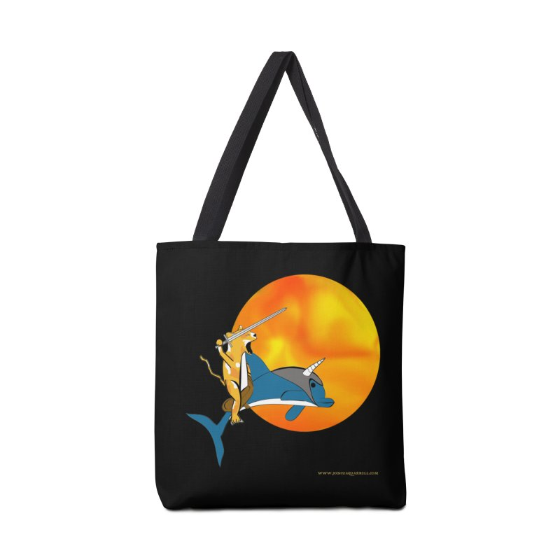 Ride Into The Sun (Sun Version) Accessories Bag by Every Drop's An Idea's Artist Shop